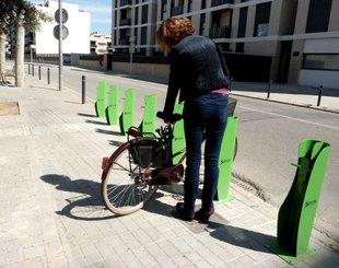 Banyoles. Bicicletes