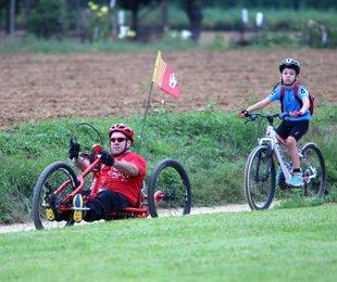 Girona. Festa del Pedal