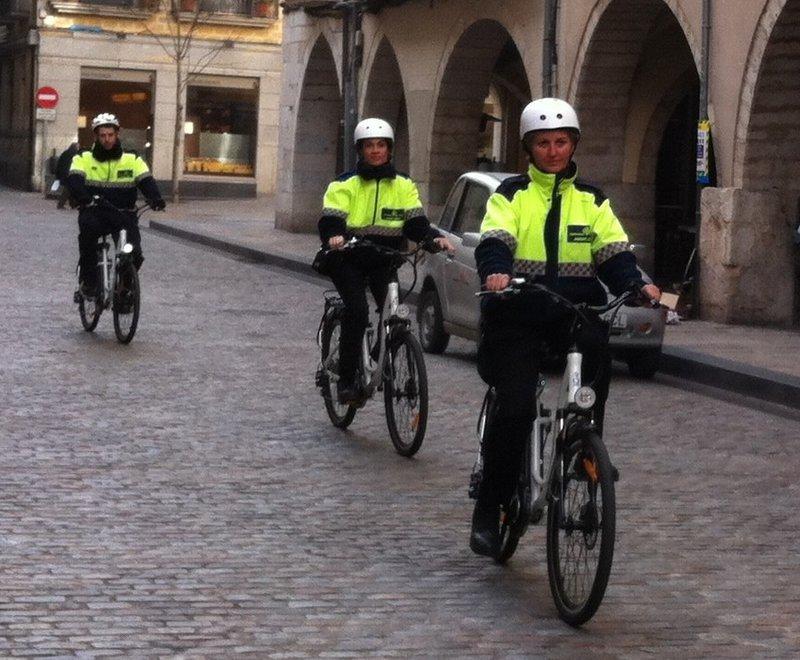 La Policia Municipal