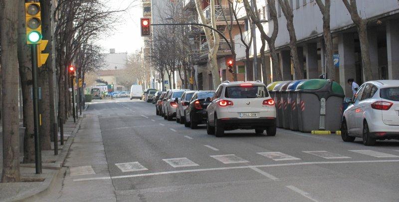 Girona. El tram sud