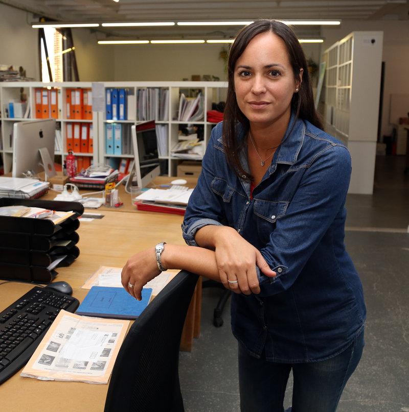 Barcelona. Entrevista a Liz Brusa del projecte Koiki de transport ecològic