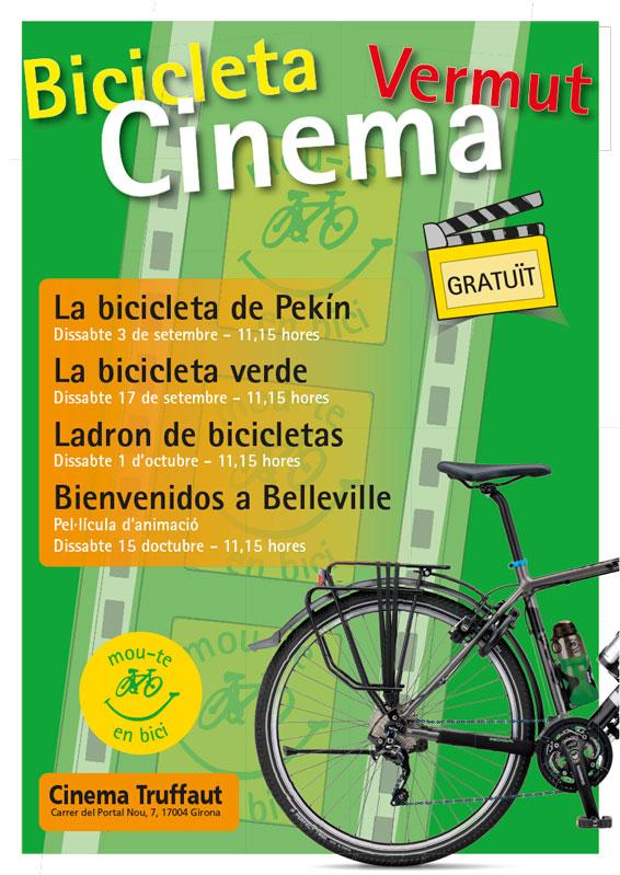 cicle cinema en bici