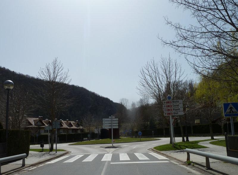 Avança la ruta ciclista de la capçalera del riu Ter