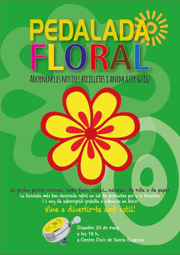 Pedalada Floral 2017