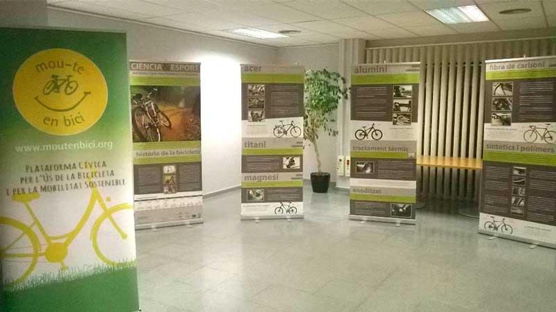 Exposició al centre cívic Joaquim Xirau de Figueres
