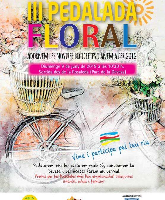 III Pedalada Floral 2019