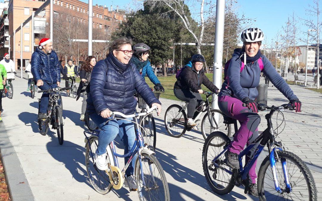 Aplaçat el Curs de Circular en bicicleta per la ciutat