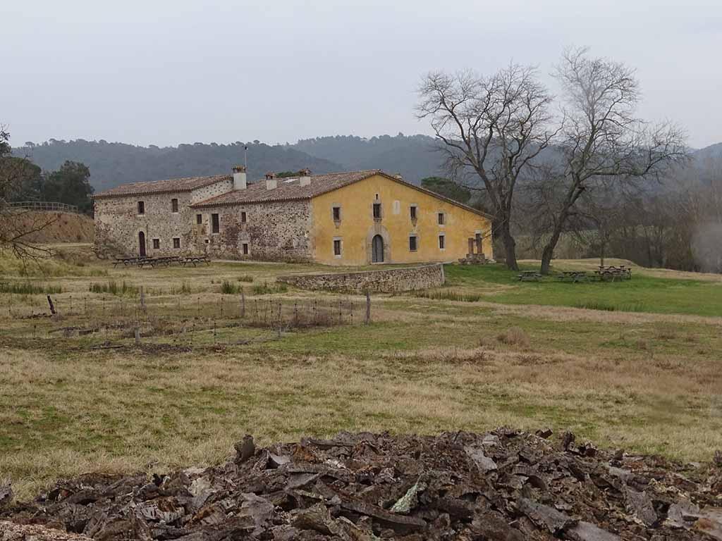 Foto 4- Vista de can Vilallonga