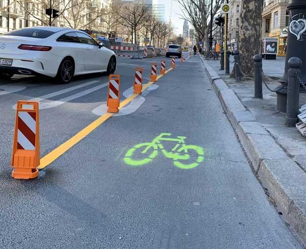 Recollida de signatures per promoure la mobilitat a peu i en bicicleta durant el desconfinament