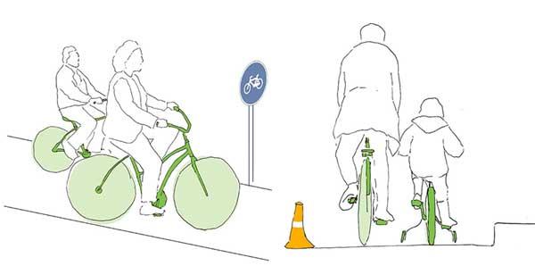 Mou-te en Bici considera insuficients les mesures de mobilitat anunciades per l'ajuntament de Girona