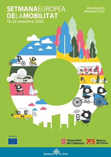 Setmana Europea de la Mobilitat Sostenible i Segura 2020