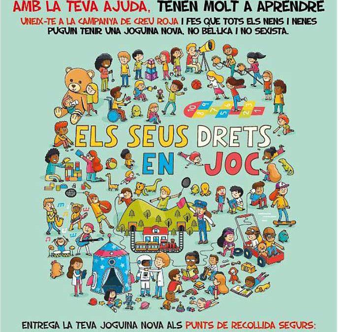 Campanya recollida de joguines 2020-2021