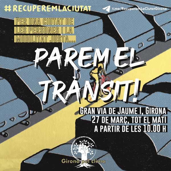 PAREM EL TRANSIT!